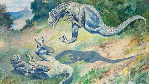Paleoarte, los pioneros salvajes de 'Parque Jurásico'