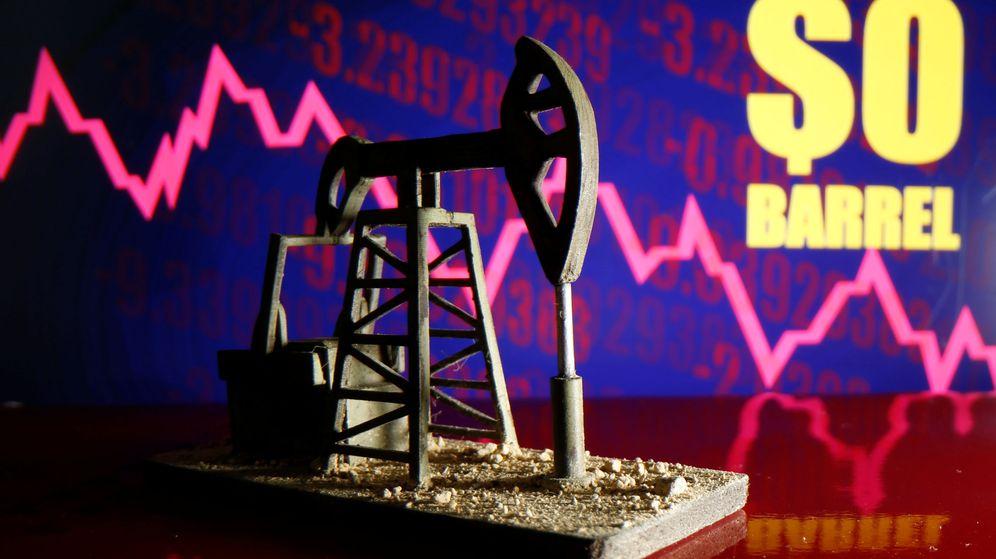 Foto: Crash del petróleo (Reuters)