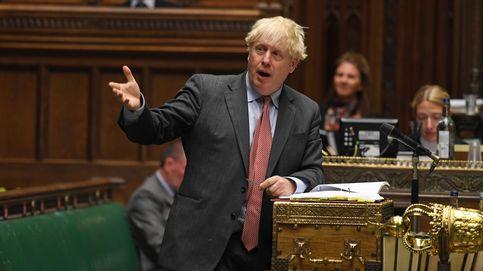 Boris ya no es lo que era: acorralado por los rebeldes 'tories' y el Parlamento