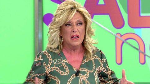 ¡No voy a aguantar esto!: Lydia Lozano abandona 'Sa´lvame' a lágrima viva