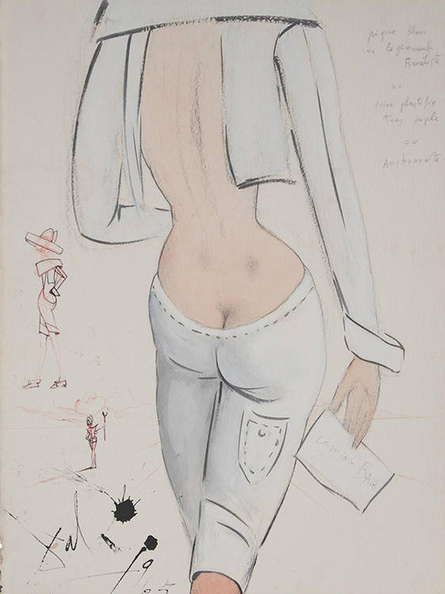 Salvador Dalí, 'Regreso'.