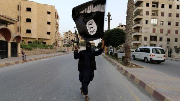 Foto: Uno de los miembros de la organización terrorista Estado Islámico.