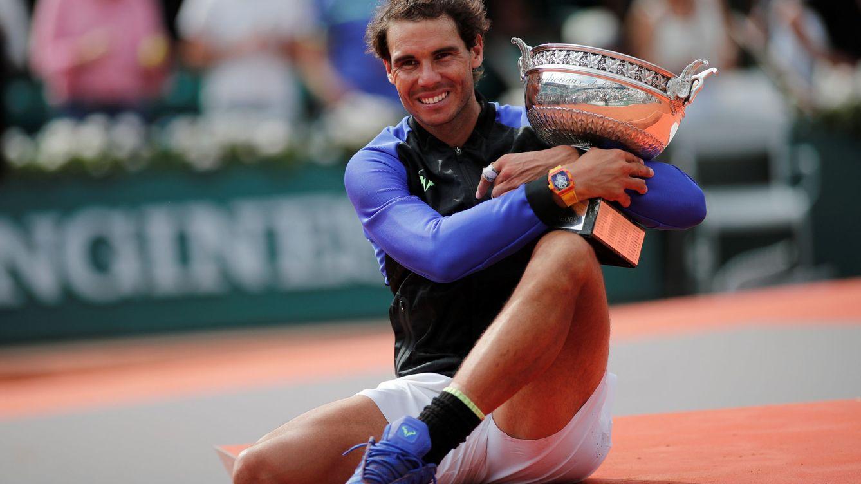 Descubre con quién celebrará Rafa Nadal su victoria en Roland Garros