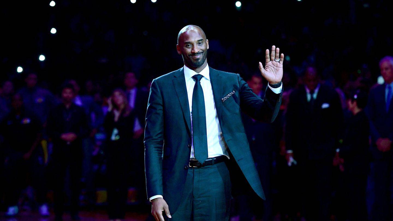 Kobe Bryant, en una imagen de archivo. (Getty)
