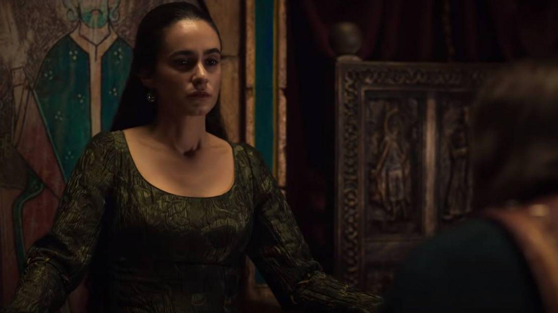 Alicia Sanz interpreta a Urraca en 'El Cid'. (Amazon Prime Video)