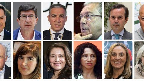 Cinco claves ocultas del Gobierno andaluz