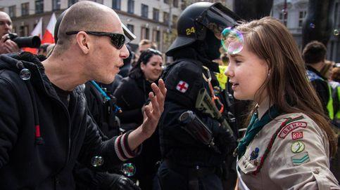 Lucie, la scout que se enfrentó a los neonazis