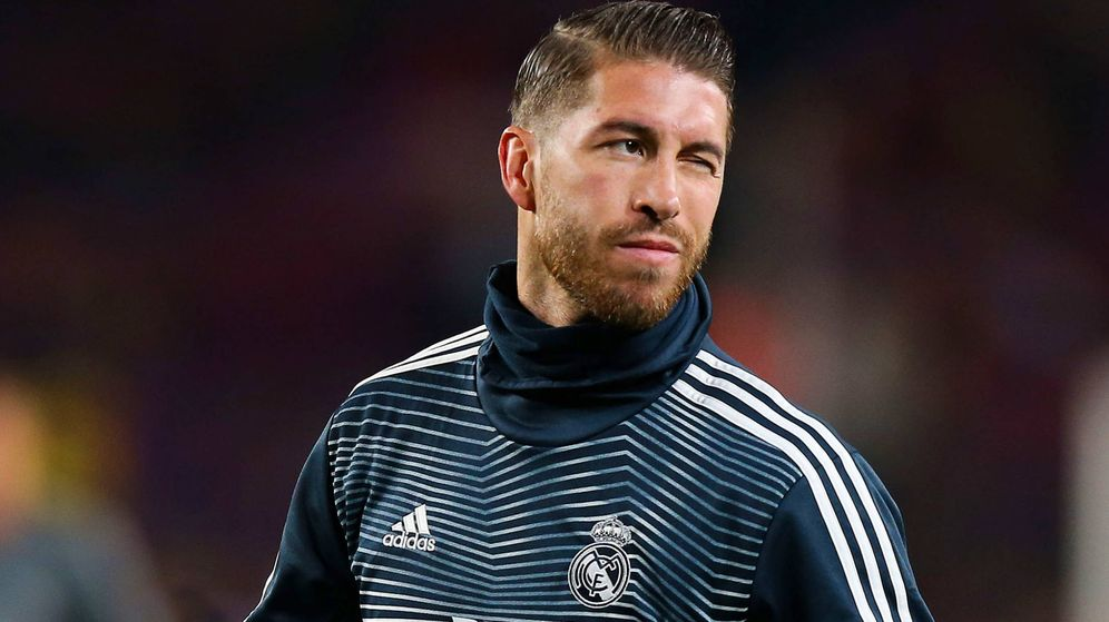 Foto: Sergio Ramos. (Getty)