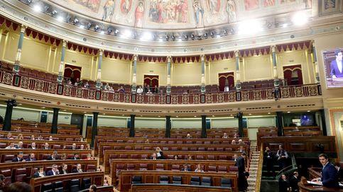 El PSOE, el más determinante en el Congreso, coincide con Podemos en la mayoría de votaciones