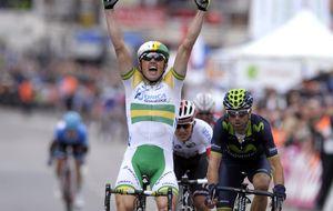 Gerrans le roba el triunfo a Valverde en la Lieja-Bastoña-Lieja