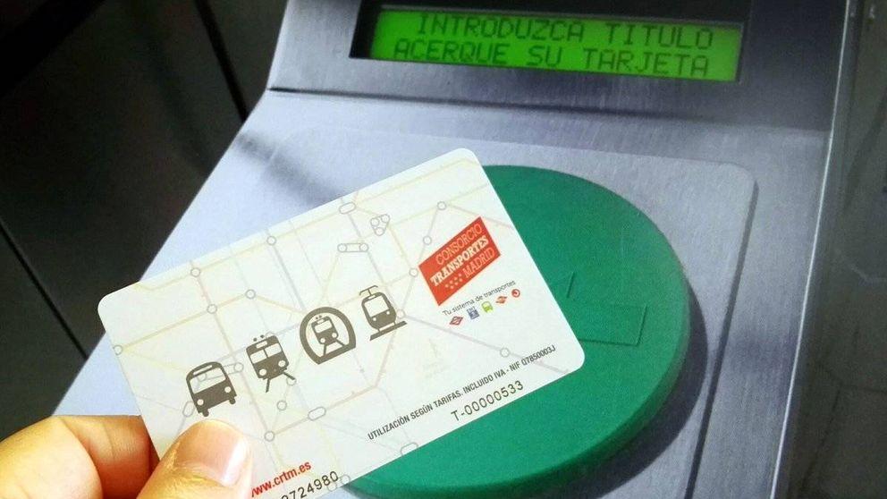 Más de millón y medio de usuarios tiene ya la nueva Tarjeta Multi para Madrid