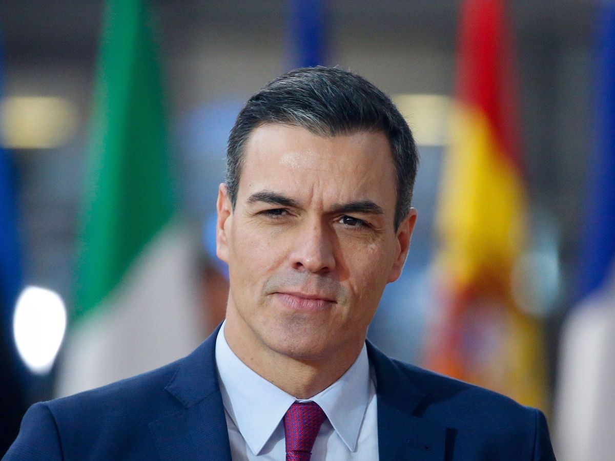 Foto: El presidente en funciones, Pedro Sánchez. (EFE)