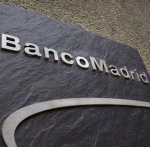Banco Madrid presentó unos beneficios de 9 millones de euros en 2012