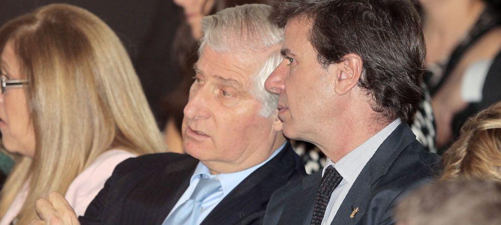 Foto: Carlos y Cayetano Martínez de Irujo, en una imagen de archivo. (Gtres)