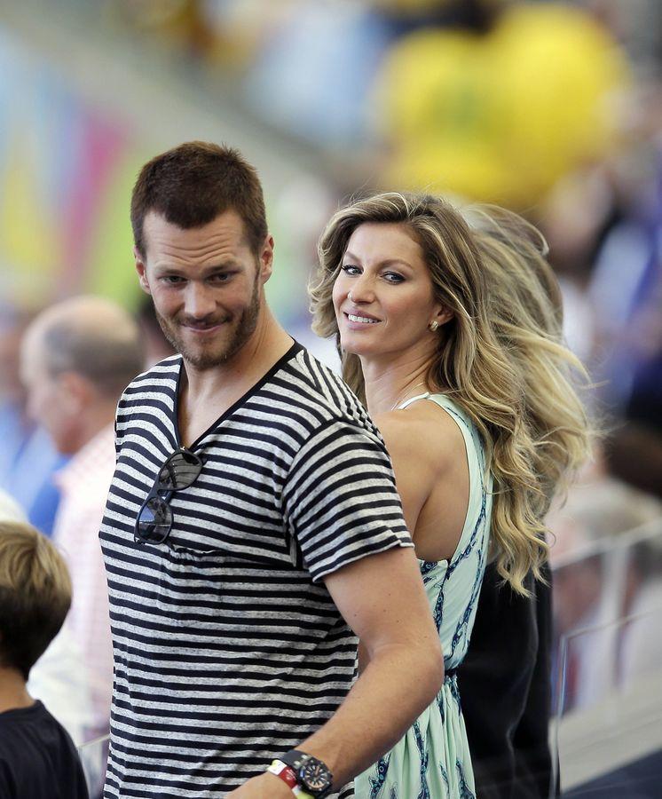 Foto: La modelo Gisele Bündchen y su marido, Tom Brady, en una imagen de archivo. (Gtres)