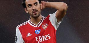 Post de El Arsenal pide otra cesión de Ceballos, pero el Real Madrid necesita hacer caja