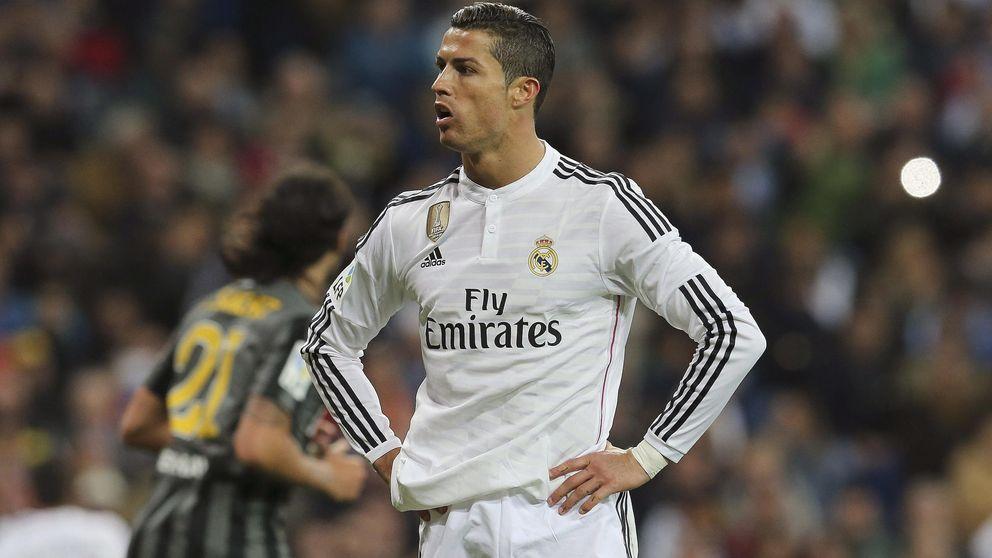 Cristiano niega problemas: Estoy muy feliz en el mejor club del mundo