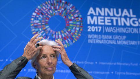 El FMI augura que España se perderá el repunte económico global por Cataluña