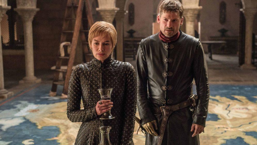 Foto: Cersei y Jaime Lannister