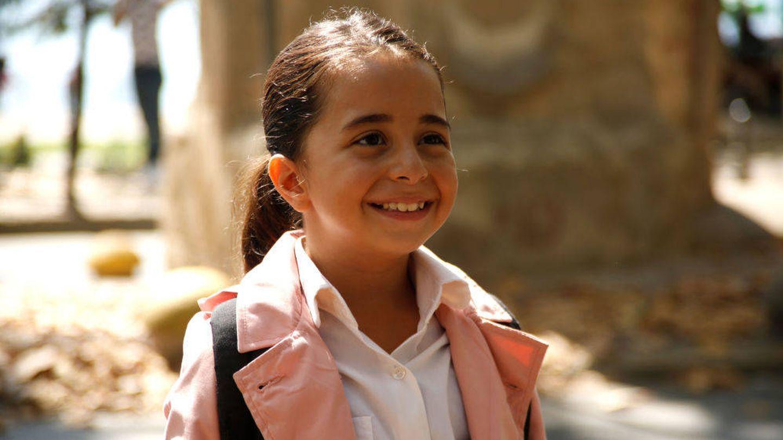 Beren Gökyildiz interpreta a la pequeña Öykü. (TV8)