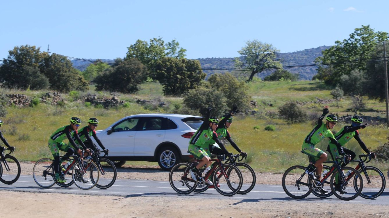 Rutas ciclistas protegidas, principal novedad de la DGT para el mes de agosto