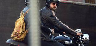 Post de Gerard Butler, herido tras un grave accidente de moto