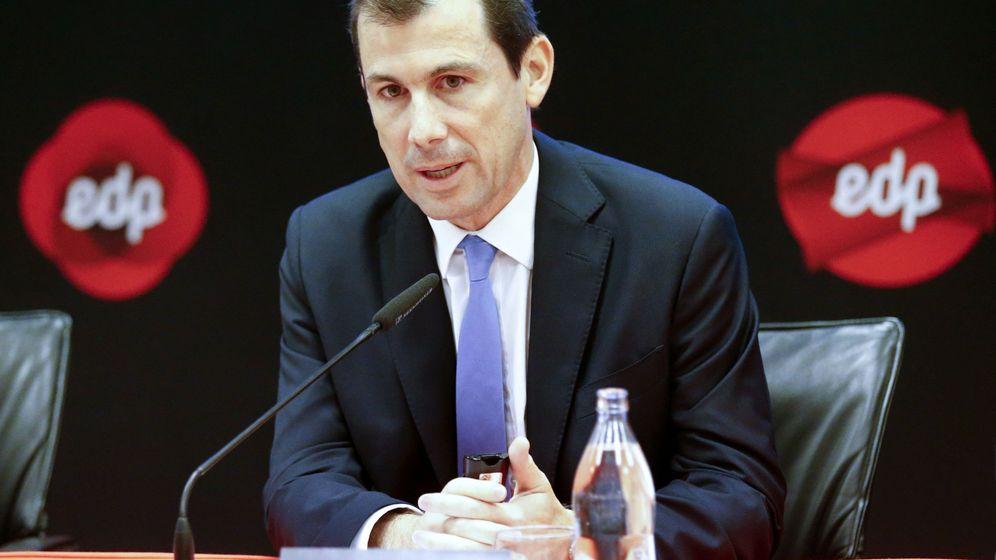 Foto: El consejero delegado de EDP España, Miguel Stilwell d'Andrade. (EFE)