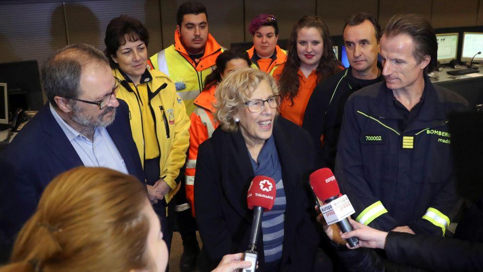 Los policías de Madrid se preparan para dar un otoño caliente a Carmena