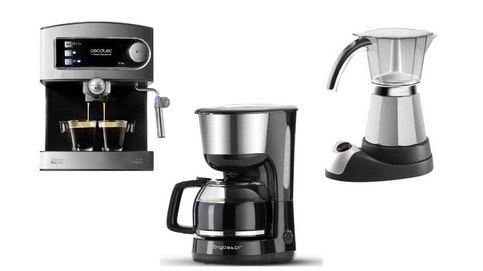 Las cafeteras eléctricas para hacer espectaculares cafés sin salir de casa