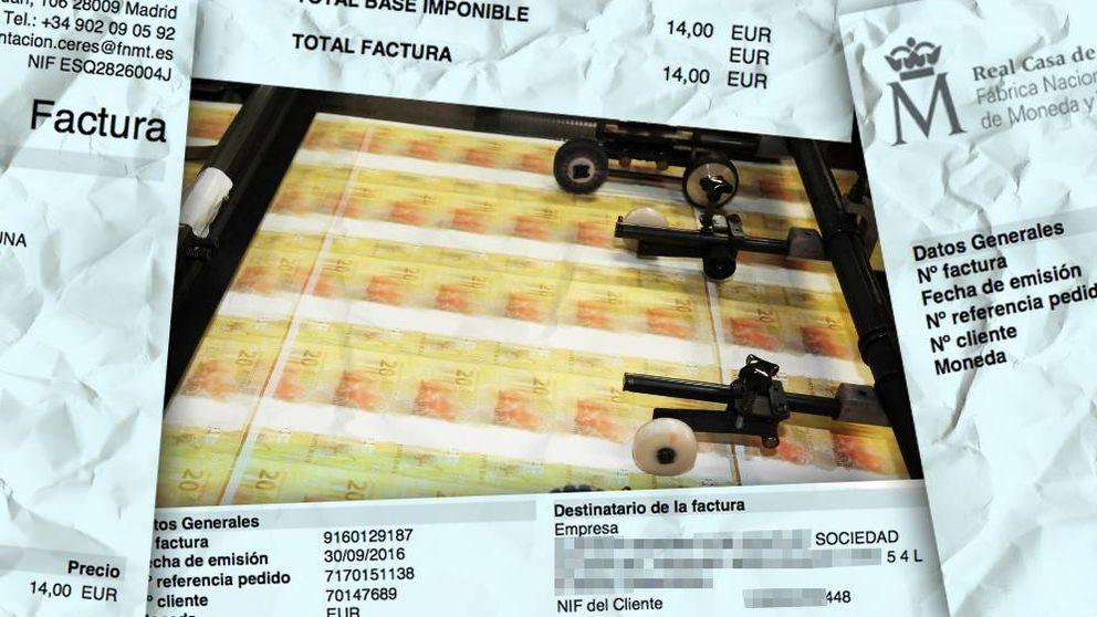 Chapuza digital: un ente de Hacienda publica por error datos de mil empresas