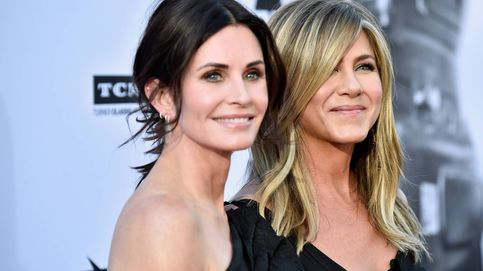 Courteney y Jennifer y otras celebrities que pasaron de compañeros de reparto a BFFs