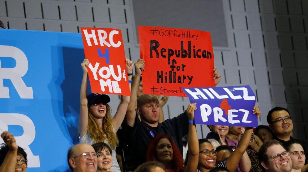 Foto: Simpatizantes de Hillary Clinton en Youngstown, Ohio. (Reuters)