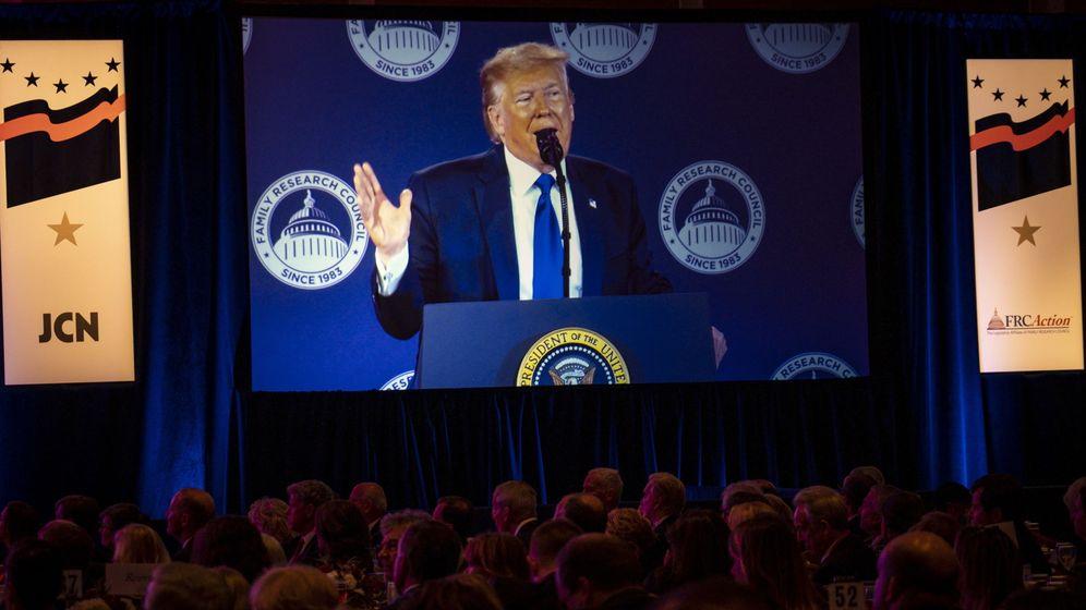 Foto: Donald J. Trump (EFE)