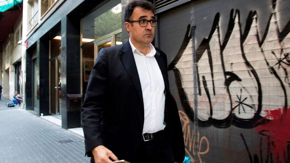 Foto:  El exsecretario de Hacienda de la Generalitat Lluís Salvadó. (EFE)