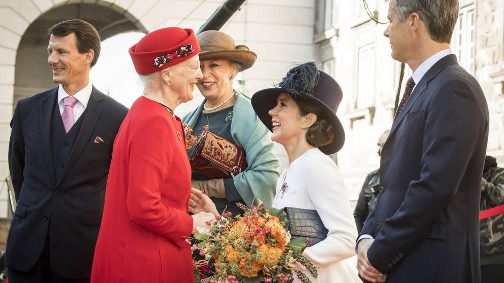 Mary y Marie de Dinamarca, duelo de cuñadas en la apertura del Parlamento