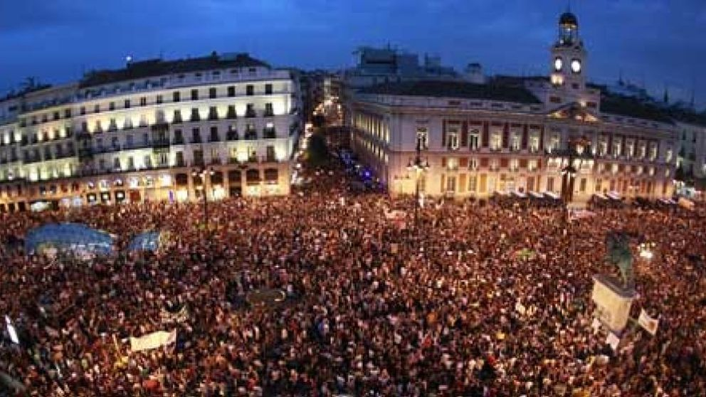 Las manifestaciones, minuto a minuto
