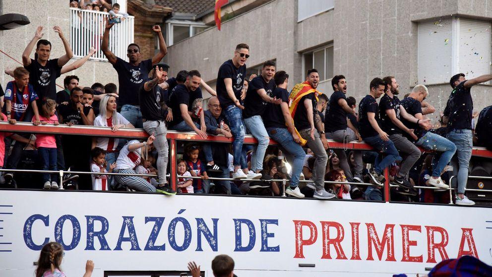 La Liga investiga el partido el Huesca-Nástic por las apuestas sospechosas