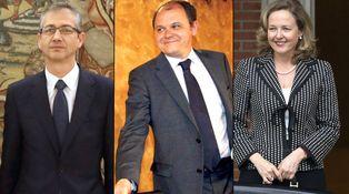 Ruido de sables en el Banco de España: vuelven los 'minesotos'