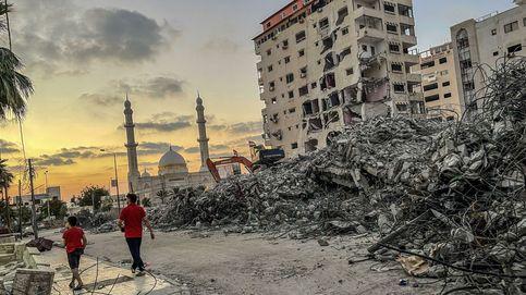 Israel ataca Gaza en represalia por el lanzamiento de más globos incendiarios