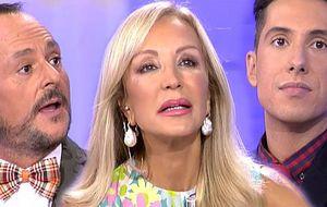 Carmen Lomana debuta en 'Mujeres y Hombres': Me gusta la gente joven
