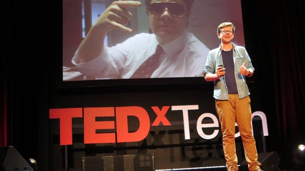 El millonario de 18 años que quiere revolucionar la educación con bitcoins