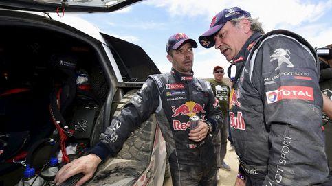 ¿Se ha pasado el Dakar 'empujando' a Toyota? Loeb y Sainz aguantan el tirón