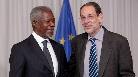 El paso de Kofi Annan por la ONU en imágenes