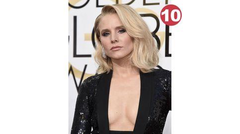 Los 10 mejores looks de belleza de los Globos de Oro 2017