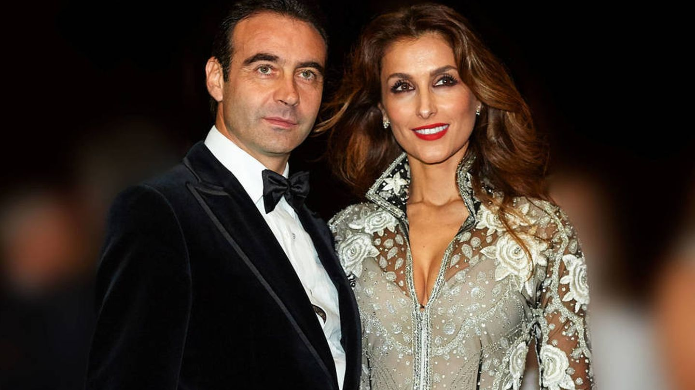 Enrique y Paloma.