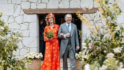 Alejandra Salinas elige un vestido (como uno de Meghan) para su boda con Michavila
