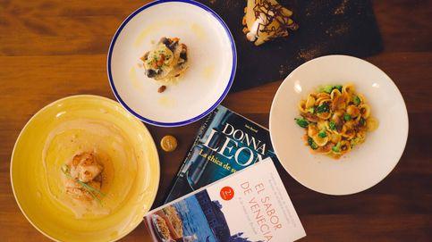 Premiata Fornería Ballarò crea un menú inspirado en las novelas de Donna Leon