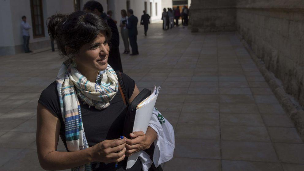 Teresa Rodríguez (Podemos) :El PSOE andaluz tiene que bajar su soberbia