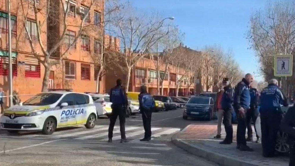 Tres heridos y seis detenidos en una pelea familiar en Puente de Vallecas (Madrid)