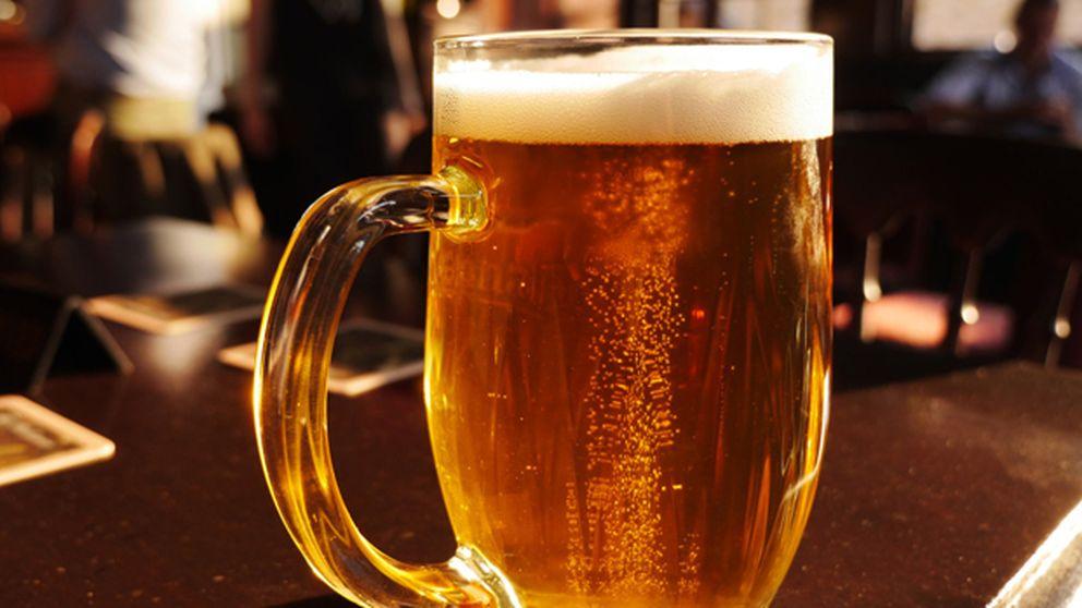 La física que hay en una caña de cerveza